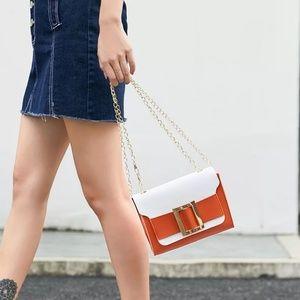 Handbags - Tiny Versatile Buckle Bags!!